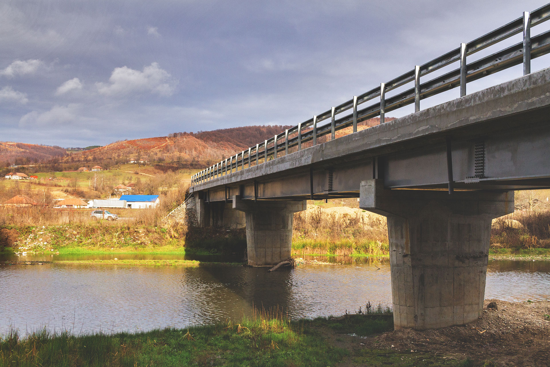 Bridge over the Crisul Repede
