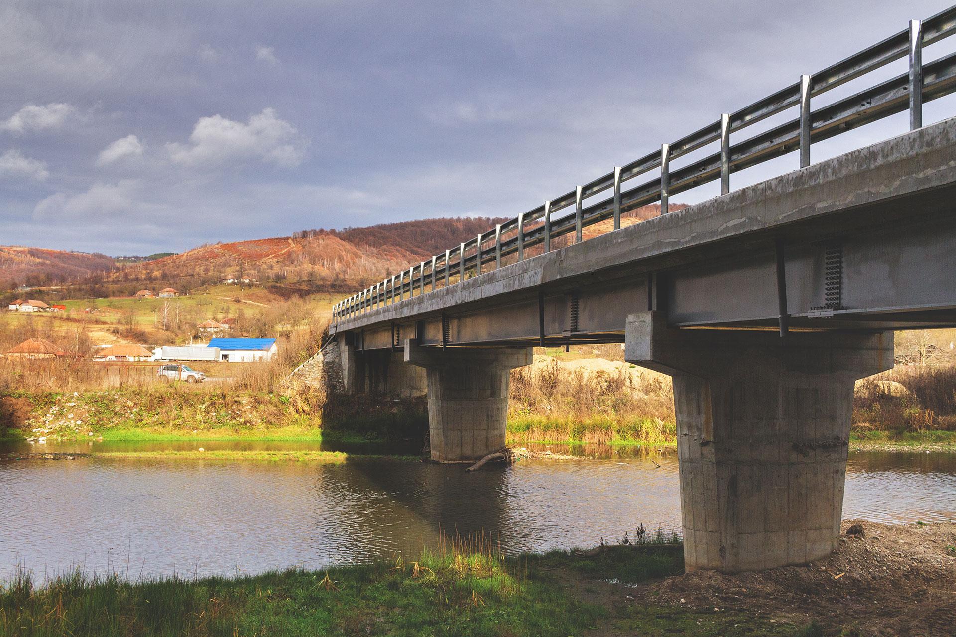 Bridge over the Crisul Repede